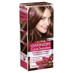 Garnier Color Sensation Krem koloryzujący 6.0 Dark Blond- Szlachetny ciemny blond
