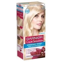 Garnier Color Sensation Krem koloryzujący 110 Diamond U.Blond-Diamentowy superjasny blond