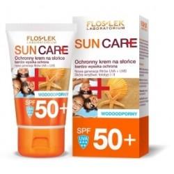Floslek Sun Care Ochronny krem na słońce SPF 50+ bardzo wysoka ochrona UVA/UVB