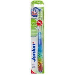 Jordan Szczoteczka do zębów Individual Clean Medium 1szt - mix kolorów