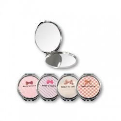 Top Choice Beauty Collection Lusterko kieszonkowe okrągłe (85598)  1szt