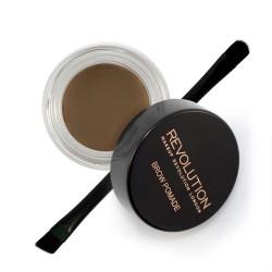 Makeup Revolution Brow Pomade Pomada do brwi Medium Brown  1szt