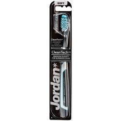 Jordan Szczoteczka do zębów Expert Clean soft - mix kolorów 1szt