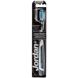 Jordan Szczoteczka do zębów Expert Clean medium - mix kolorów 1szt