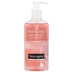 Neutrogena Visibly Clear Żel do mycia twarzy orzeźwiający  200ml  pompka