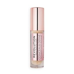 Makeup Revolution, korektor Conceal and Define Concealer C5, 3,4 ml