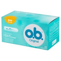 O.B.Original Normal tampony 1 op.-32szt