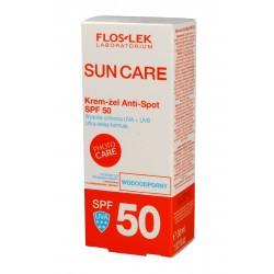Floslek Sun Care Krem-żel Anti-Spot SPF 50  30ml