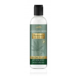 Joanna Botanicals For Home Spa Żel pod prysznic Cannabis Seed  250ml