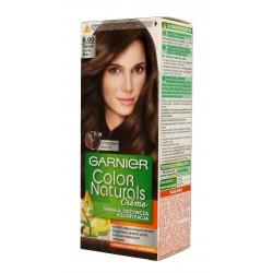 Garnier Color Naturals Krem koloryzujący nr 6.00 Głęboki Jasny Brąz 1op