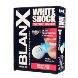 Blanx White Shock Intensywny System wybielający zęby (pasta 50ml+lampka led)