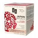 AA Japan Rituals 70+ Aktywny Bio-Krem na dzień - stymulacja odbudowy  50ml