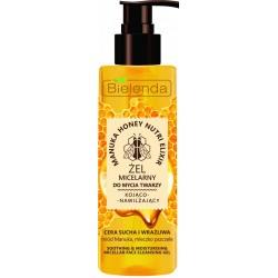 Bielenda Manuka Honey Nutri Elixir Żel micelarny do mycia twarzy kojąco-nawilżający 200g