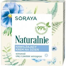 Soraya Naturalnie Krem nawilżający na dzień  50ml