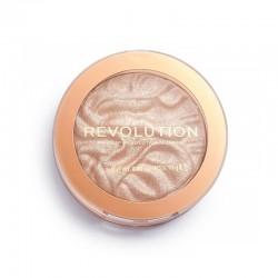 Makeup Revolution Rozświetlacz do twarzy Reloaded Dare to Divulge