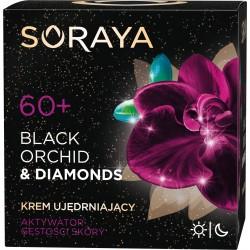 Soraya Black Orchid & Diamonds 60+ Krem ujędrniający na dzień i noc 50ml