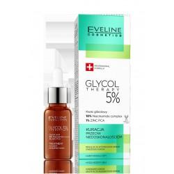 Eveline Glycol Therapy 5% Kuracja przeciw niedoskonałościom 18ml