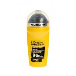 Loreal Men Expert Hydra Dezodorant roll-on Invisible Sport 96H  50ml