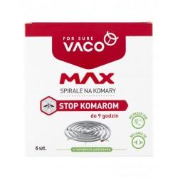 VACO MAX Spirale na komary - Stop Komarom  1op.-6szt