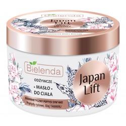 Bielenda Japan Lift Masło do ciała odżywcze  200ml