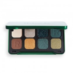 Makeup Revolution Forever Flawless Dynamic Paletka cieni do powiek Everlasting (8) - mini 1szt