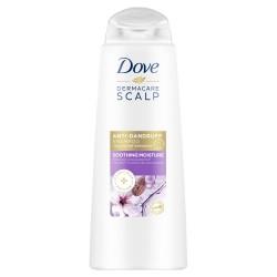 Dove Dermacare Sculp Szampon do włosów Anti Dandruff  - przeciwłupieżowy nawilżający 400ml