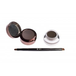 IBRA Eyebrow Pomade & Powder Pomada i cień do brwi Brown  7g