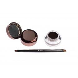 IBRA Eyebrow Pomade & Powder Pomada i cień do brwi Dark Chocolate  7g