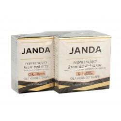 JANDA Silna Regeneracja Krem regenerujący - silnie odżywczy na dobranoc 50ml