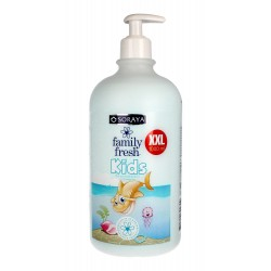 Soraya Family Fresh Żel pod prysznic dla dzieci 2w1 1000ml