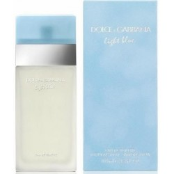 SEL DOLCE&G LIGHT BLUE Woman edt 100ml