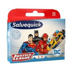 Salvequick Plastry Justice League  1op.-20szt