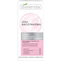 Bielenda Cera Naczynkowa Serum zmniejszające widoczność naczynek  30ml