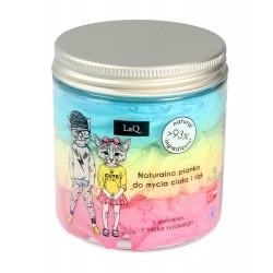 LaQ Naturalna Pianka do mycia ciała i rąk dla dzieci  250ml