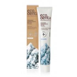 ECODENTA Organic Pasta do zębów Sensitive Relief - Sól 75ml