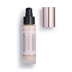 Makeup Revolution Conceal & Hydrate Foundation Podkład nawilżający nr F6 23ml