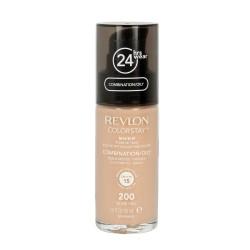 Revlon Colorstay 24H Podkład kryjąco-matujący nr 200 Nude - cera mieszana i tłusta 30ml