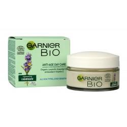 Garnier BIO Krem przeciwzmarszczkowy na dzień - Regenerating Lavandin  50ml