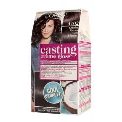Casting Creme Gloss Krem koloryzujący nr 4102 Chłodny Kasztan  1op.