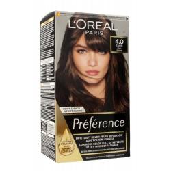 Loreal Preference Farba do włosów 4.0 Tahiti - brąz  1op.
