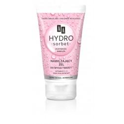 AA Hydro Sorbet Nawilżający Żel do mycia twarzy - cera sucha i normalna  150ml