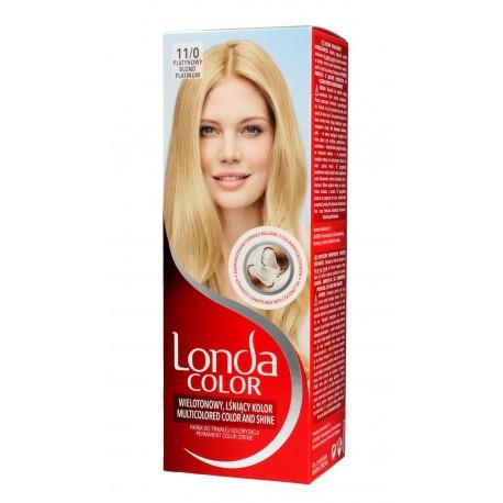 Londacolor Cream Farba do włosów nr 11/0 platynowy blond  1op.