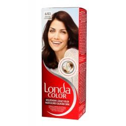 Londacolor Cream Farba do włosów nr 6/03 jasny brąz  1op.