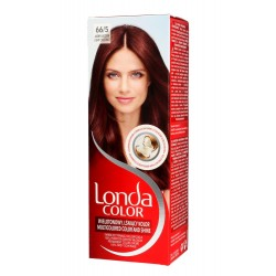 Londacolor Cream Farba do włosów nr 66/5 jasny kasztan  1op.