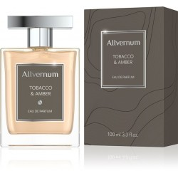 Allvernum Men Woda pefumowana Tobacco & Amber  100ml