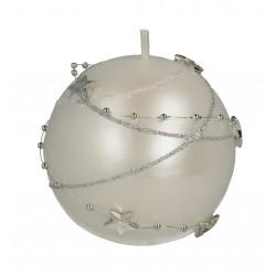ARTMAN Boże Narodzenie Świeca ozdobna Girlanda - kula mała 1szt