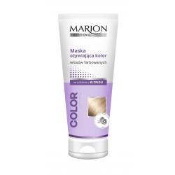 Marion Color Esperto Maska ożywiająca kolor do farbowanych włosów blond 150ml
