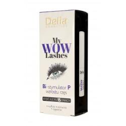 Delia Cosmetics My Wow Lashes Odżywka do rzęs z bimatoprostem  3ml