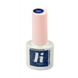 Hi Hybrid Lakier hybrydowy Sparkle #341 Charming Blue  5ml