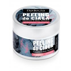 Perfecta Spa Peeling do ciała Fitokarbon & Błoto Termalne - wygładzenie i ujędrnienie 225g